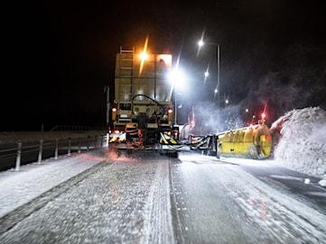 Räddningschefens uppmaning: Ta det lugnt i hela Värmland ikväll