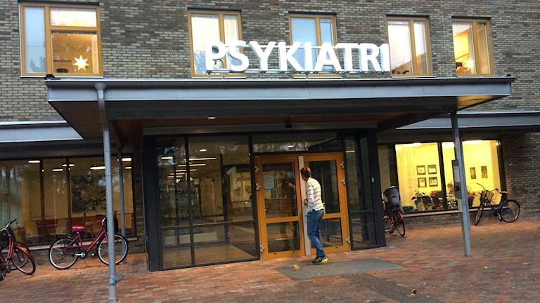 psykiatrihuset landstinget värmland psykisk sjukdom psyiatrin