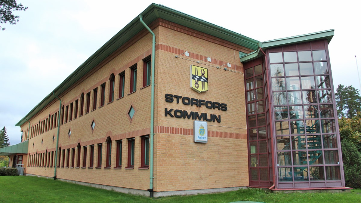 Storfors kommun. Foto: Lars-Gunnar Olsson/Sveriges Radio.