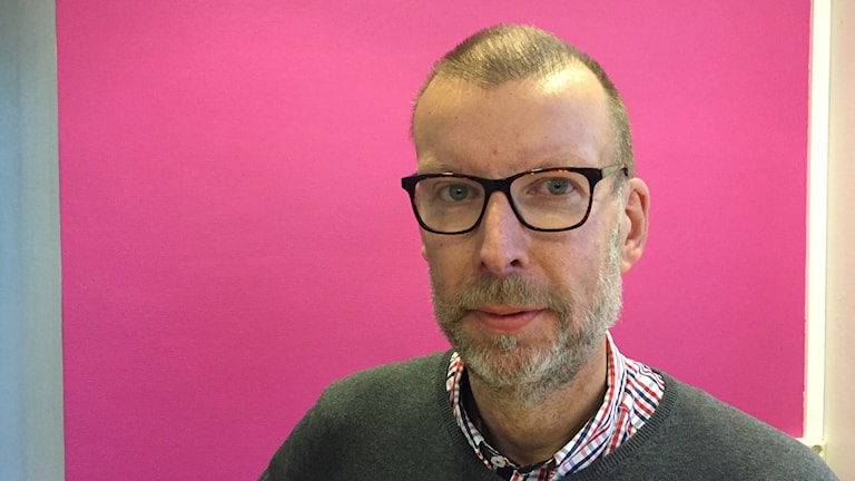 Johan Sjövall, skolområdeschef öst Karlstad.