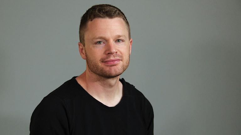 Niklas Jacobsson, docent i nationalekonomi. Foto: Isak Olsson/Sveriges Radio.