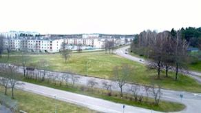 Det tänkta området för moské bygget. Foto: Örjan Bengtzing/Sveriges Radio.
