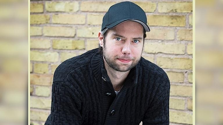 Rasmus Persson. Foto: Anna Hållams.