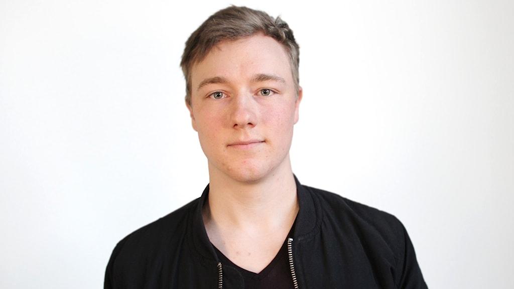 Bill Jonsson. Foto: Lars-Gunnar Olsson/Sveriges Radio.