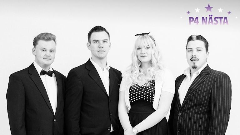 Dyess, en av finalisterna i P4 Nästa Värmland 2019.