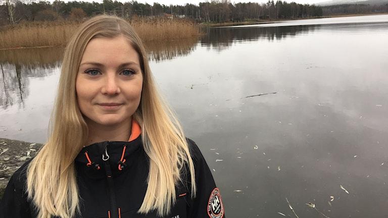 Josefin Andersson, utredningsingenjör på kommunala Arvika teknik.