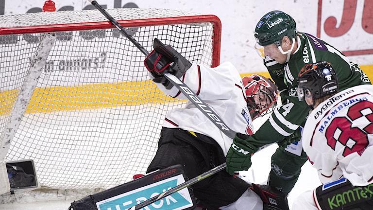 Victor Ejdsell gör 2-1, säsongens första mål mot Örebro