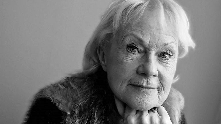Lena Dahlman. Foto: Lars-Gunnar Olsson/Sveriges Radio.
