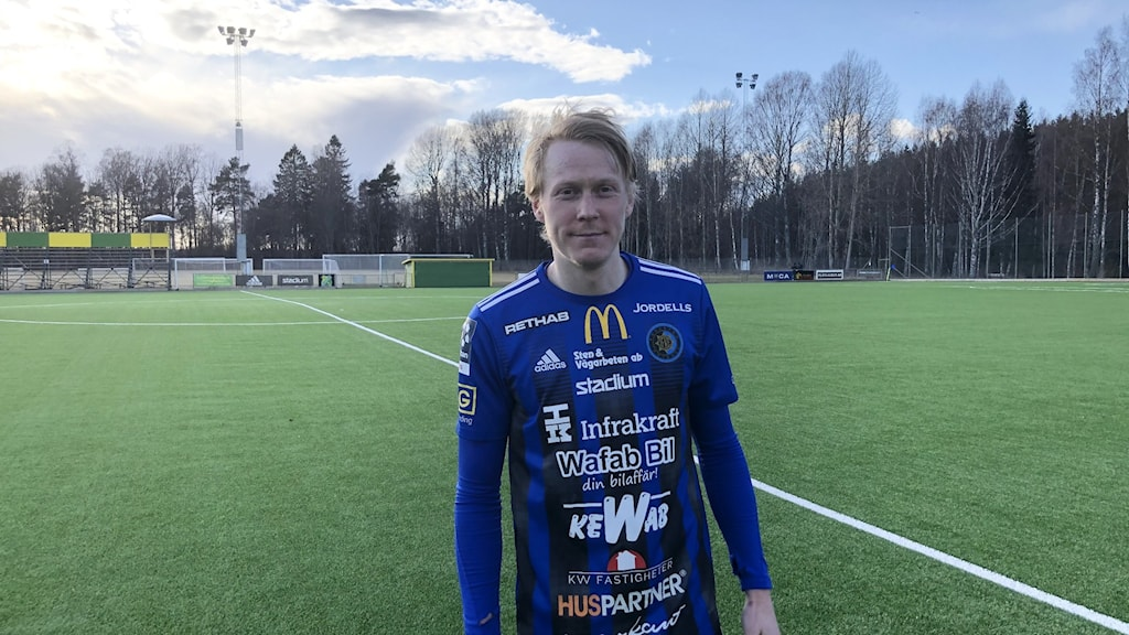 Karlstad fotboll, Jacob Ericsson