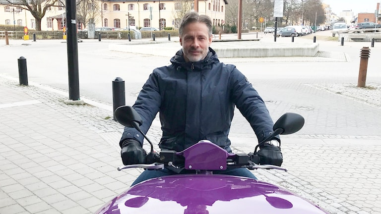 Patrik Bodén: Foto: Mats Fagerström/Sveriges Radio.