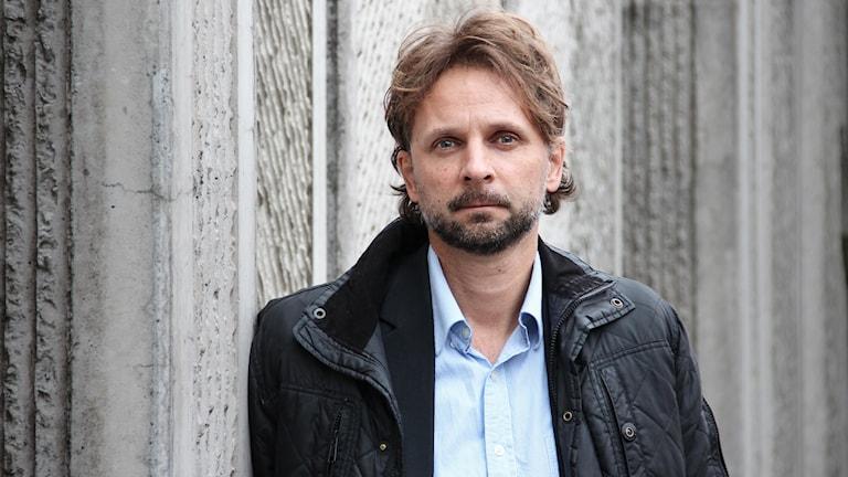 Niclas Wargren. Foto: Lars-Gunnar Olsson/Sveriges Radio.