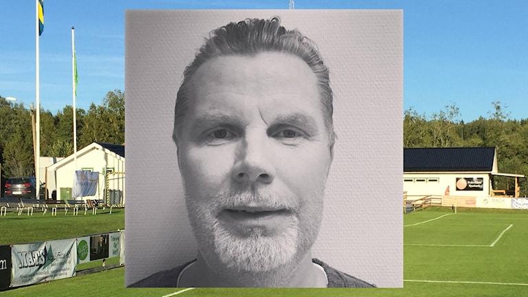 Tony Kola, ny tränare för Mallbacken.