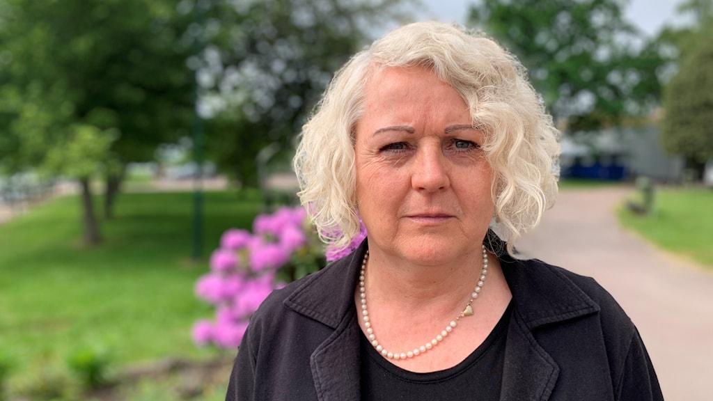 Anita Eklund, enhetschef, överförmyndarkansliet