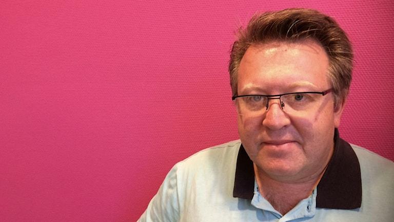 Statsvetare Freddy Kjellström