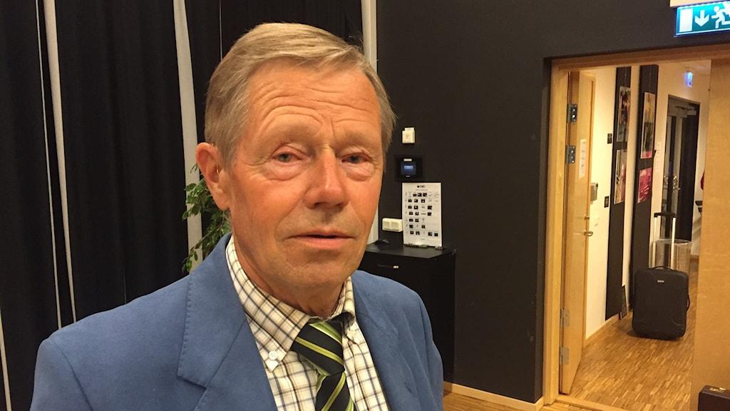 Karl-Johan Adolfsson, ordförande kommunfullmäktige