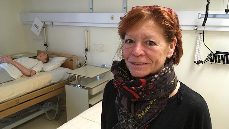 Rose-Marie Johnsdotter, rektor vuxenutbildningen Torsby