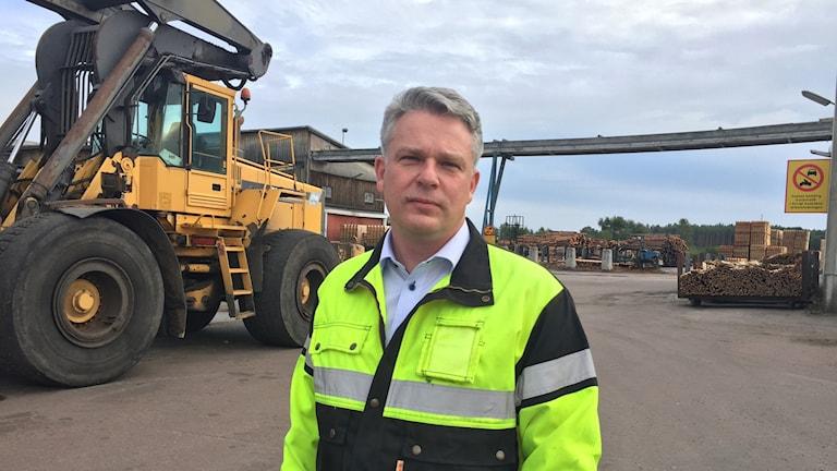 Anders Lindh/Styrelseordförande moelven Norsälven AB