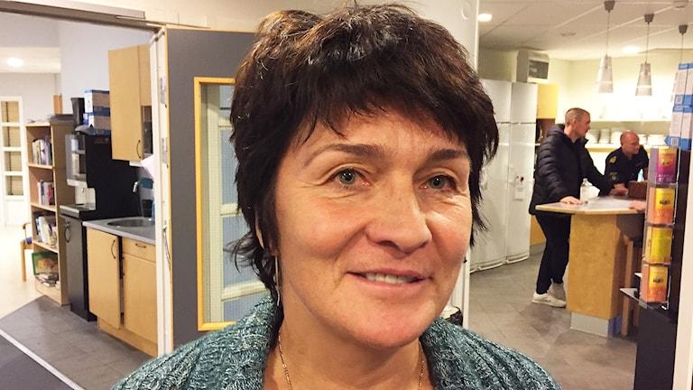 Antonina Ordina. Foto: Robert Ojala/SVeriges Radio.