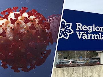 Region Värmland: Ytterligare ett dödsfall och 20 nya smittade