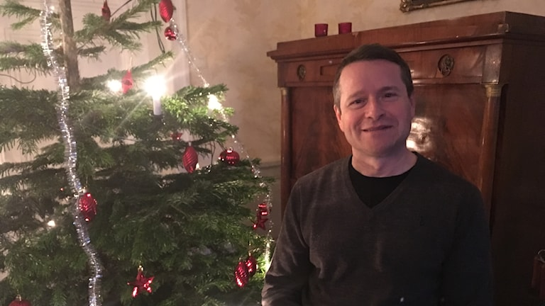 Biskop Sören Dalevi ser fram emot sin första julnattsmässa i Karlstads domkyrka.