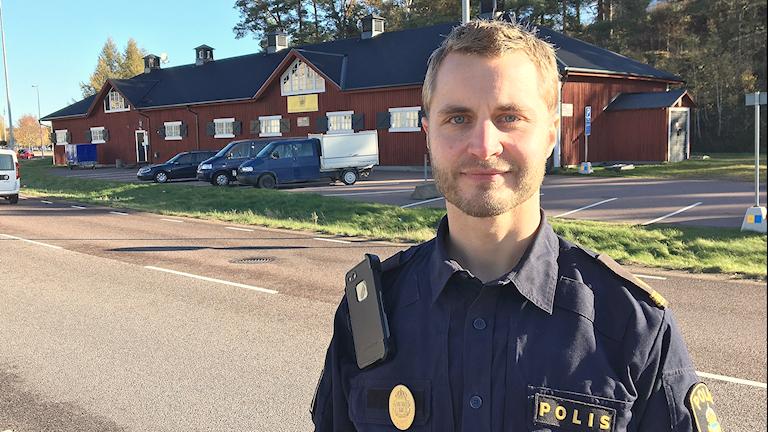 Staffan Palm. Foto: Gustav Jacobson/Sveriges Radio.