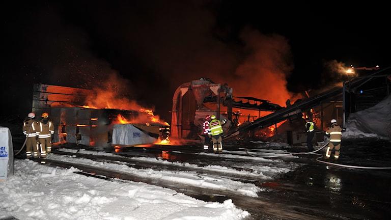 Brand Bäckebrons sågverk