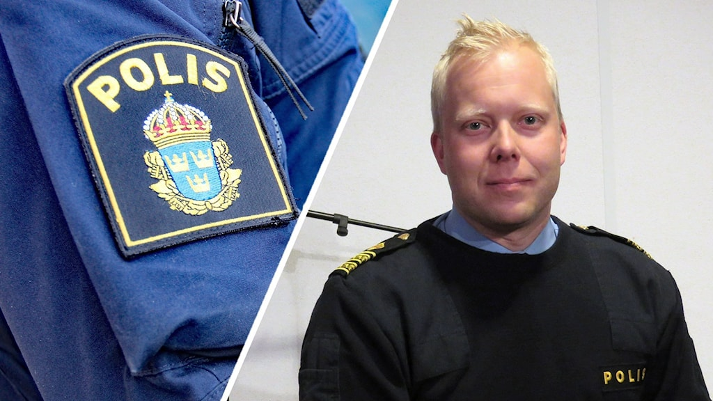 Ted Esplund. Foto: Lars-Gunnar Olsson/Sveriges Radio och Sveriges Radio.