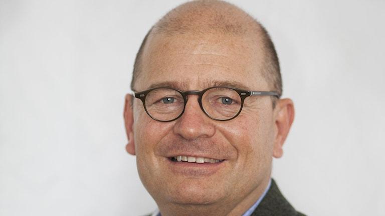 Hampe Mobärg, samordnare för VA-fakta och vd för Maskinentreprenörerna. Foto: Maskinentreprenörerna.