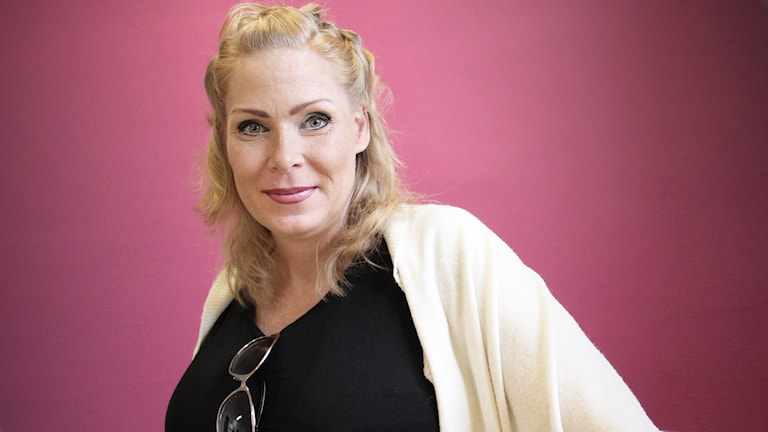 Marléne Lund Kopparklint (M). Foto: Lars-Gunnar Olsson/Sveriges Radio.