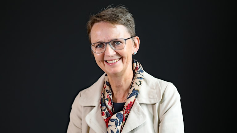 Cecilia Tisell, generaldirektör Konsumentverket. Foto: Örjan Bengtzing/Sveriges Radio.
