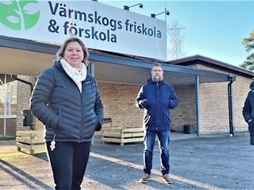 """Föräldern: """"Utan skolan, inget Värmskog"""""""