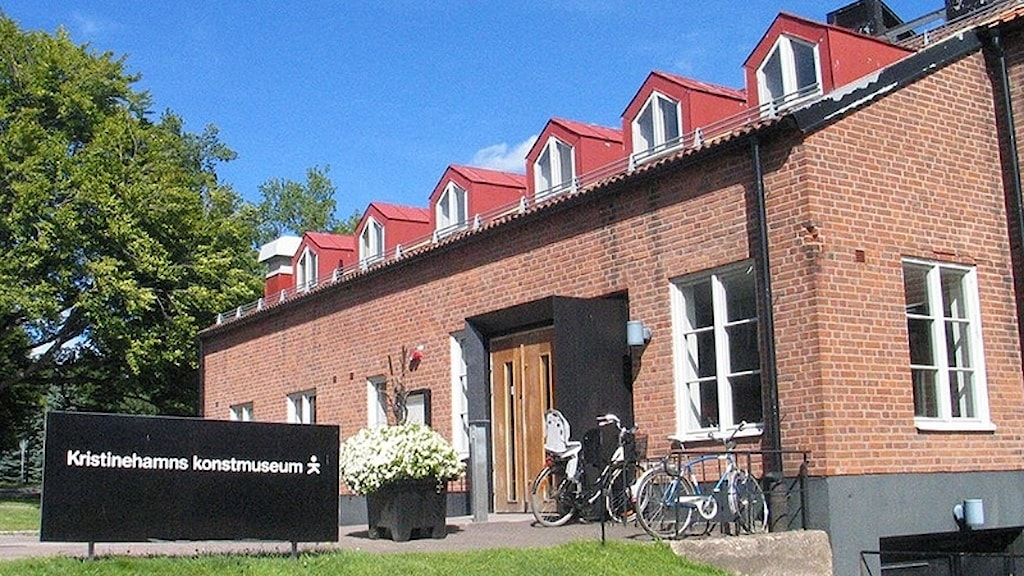 Kristinehamns konstmuseum. Foto: Kristinehamns konstmuseum.