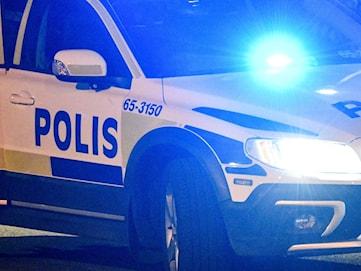 Stort bråk vid Nobelplan i Karlstad