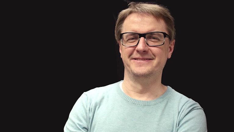 Christer Nerfont. Foto: Lars-Gunnar Olsson/Sveriges Radio