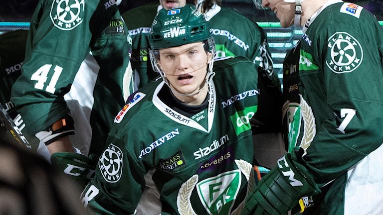 Axel Ottosson. Foto: Tomas Pedersen/TT (Arkiv).