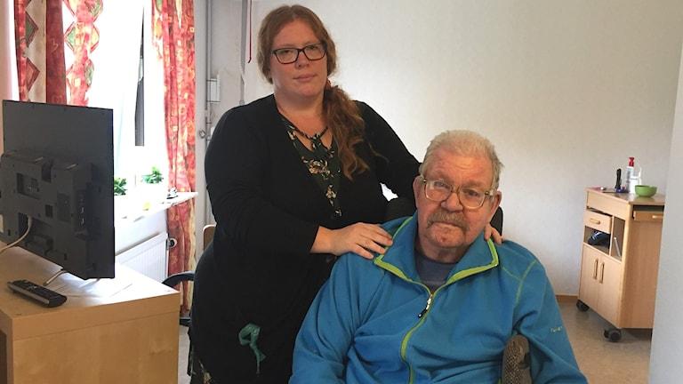 Lena Bergman Bokvist och Stig Bokvist