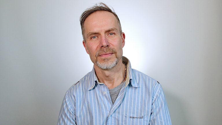 Lars Stiernelöf. Foto: Lars-Gunnar Olsson/Sveriges Radio.
