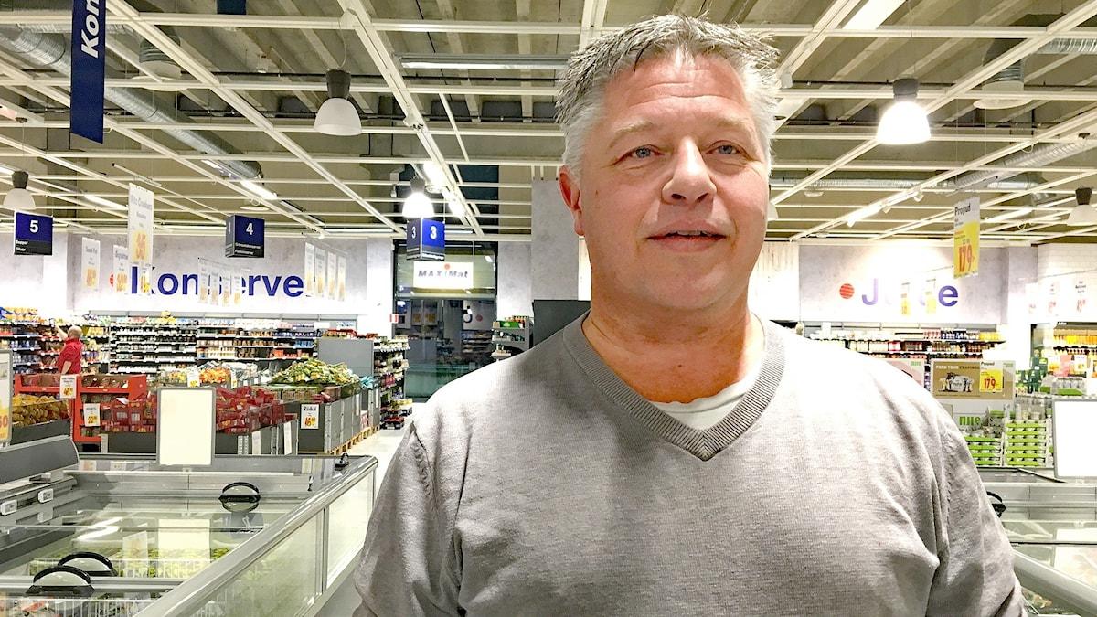Torbjörn Swartz. Foto: Jonas Berglund/Sveriges Radio.