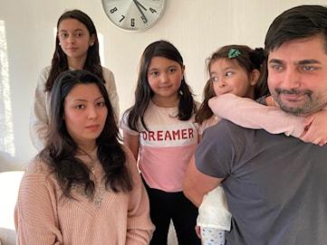 Familjen Barati-Hashemis asylärende prövas på nytt