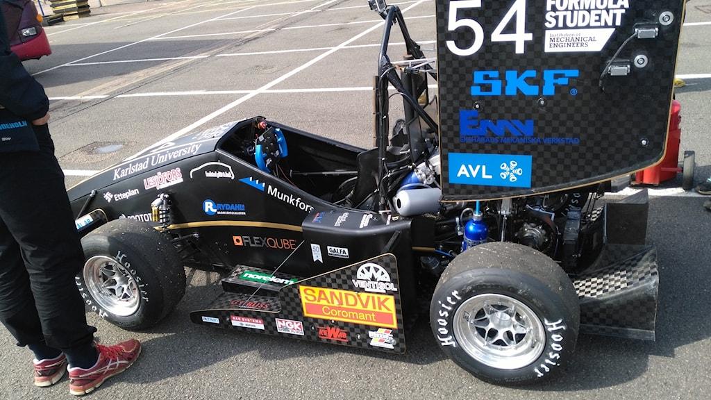Clear river racing 2017 bil