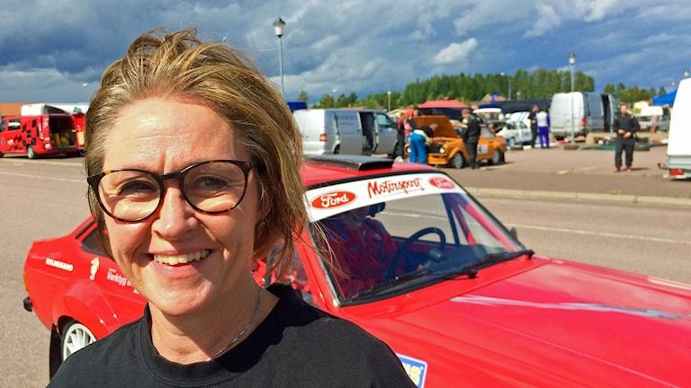 Gunilla Hilmersson ordförande MK Ratten i Sunne