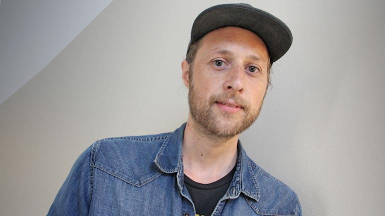 David Eriksson, Unionen Värmland. Foto: Lars-Gunnar Olsson/Sveriges Radio.