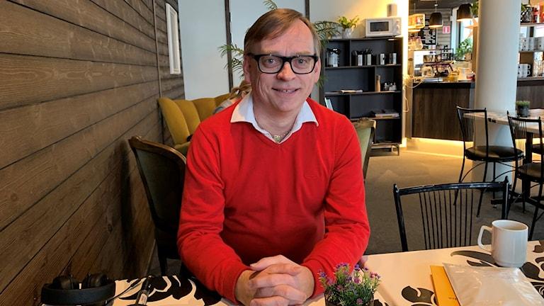 Niclas Persson Tenhuinen, Historiker