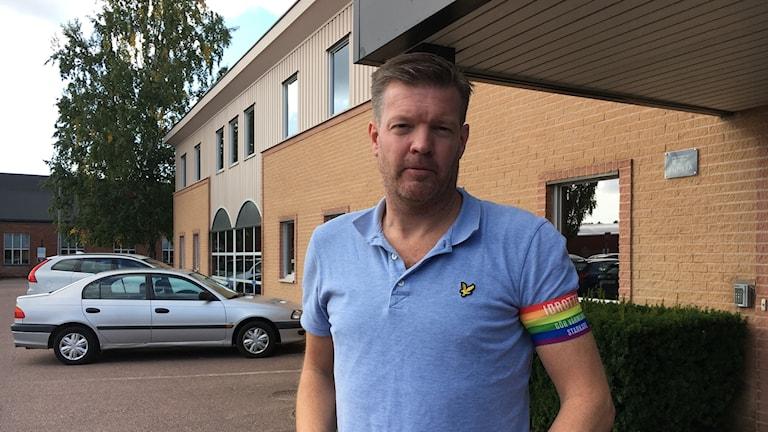 Thomas Sundenhammar, verksamhetsledare Värmlandsidrottarna