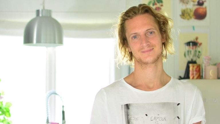 Anders Hammarström. Foto: Privat