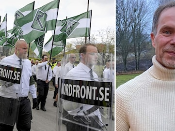 Vit makt-miljön växer i Värmland