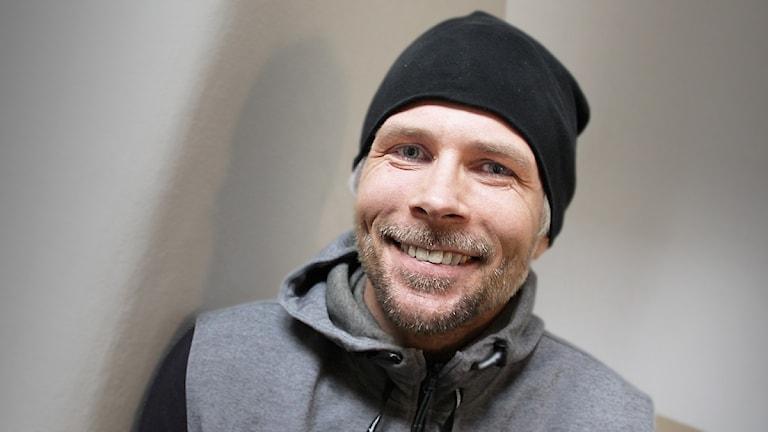 Patrik Nilsson. Foto: Lars-Gunnar Olsson/Sveriges Radio.