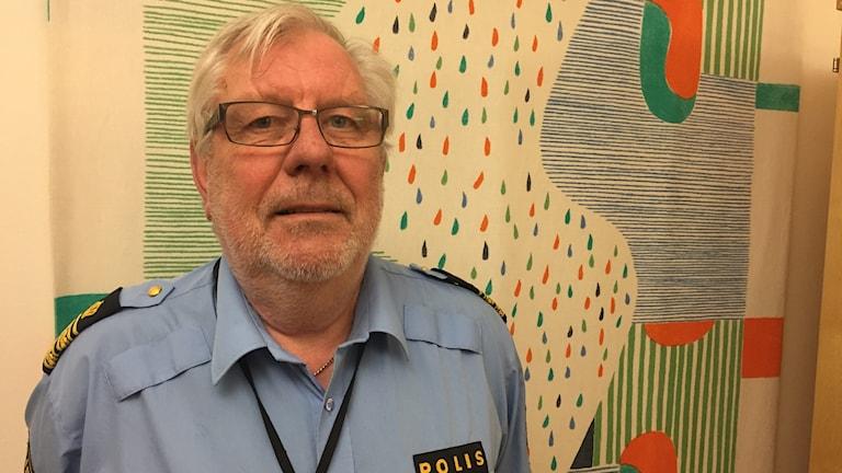 Håkan Persson, kriminalkommissarie