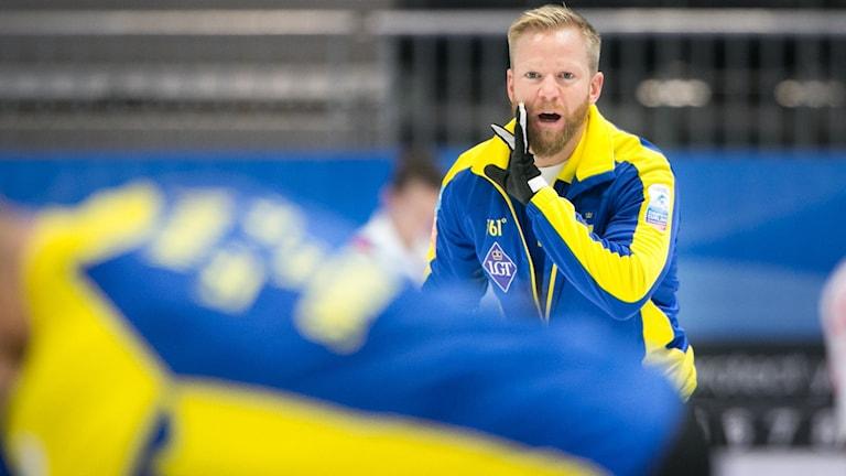 Niklas Edin. Foto: @WCF