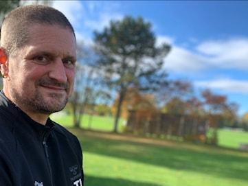 """Tony Ingemarsson: """"Jag gillar hela känslan i Karlstad och Värmland"""""""